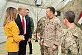 President Trump the First Lady Visit Troops in Iraq (46502785121).jpg
