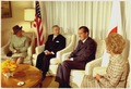 President and Mrs. Nixon meeting with Emperor Hirohito and Empress Nagako of Japan - NARA - 194382.tif