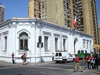 Primera Comisar%C3%ADa de Santiago
