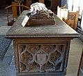 Princess Marjorie memorial, Paisley Abbey, East Renfrewshire, Scotland. Carving details.jpg