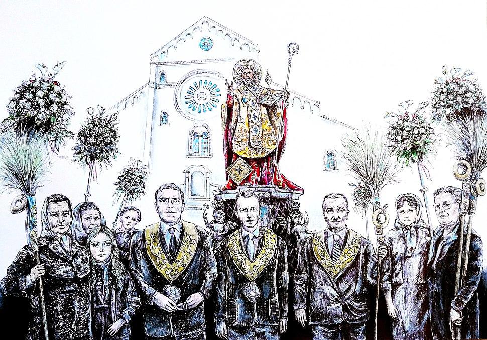 Processione di San Nicola a Bari