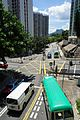 Proposed site of Choi Wan Station (blue sky).jpg