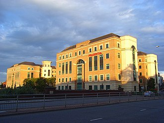 Prudential plc - Prudential's administrative centre in Reading, United Kingdom