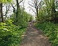 Public footpath, Quarry Bank - geograph.org.uk - 1264664.jpg