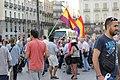 Puerta del Sol Franco Protest May 15 2014 19.JPG