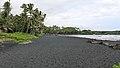 Punalu'u Beach, Pahala (504431) (23713488982).jpg