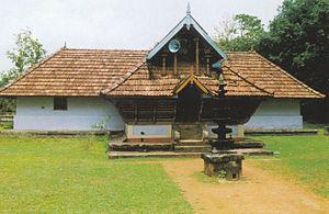 Thalayolaparambu - Pundareekapuram temple