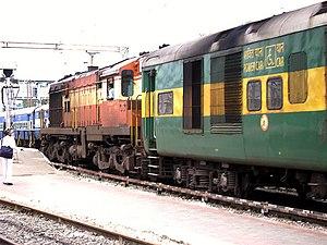Garib Rath Express - Bangalore-Puri Garibrath Express