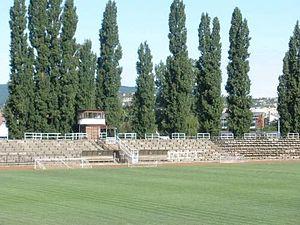 Stadion PMFC - Image: Pvsk field
