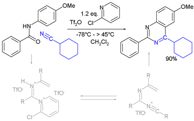 Pyrimidine synthesis (Movassaghi 2006)