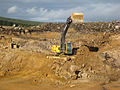 Quarry at Shieldsikes Crag - geograph.org.uk - 599162.jpg