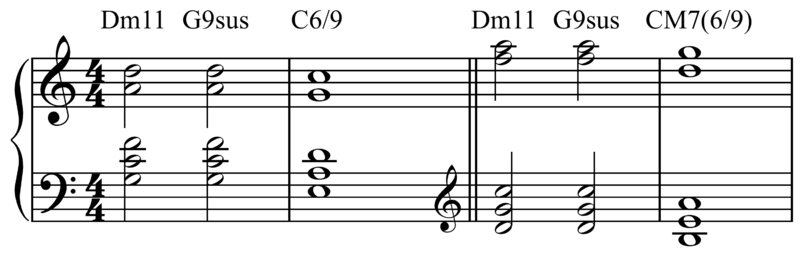 Quartal And Quintal Harmony Wikiwand