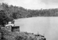 Queensland State Archives 871 Lake Eacham Yungaburra District North Queensland October 1927.png