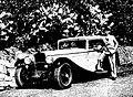 Quinault (H.Perrier), vainqueurs de l'édition 1934 du rallye Paris-Antibes-Juan-les-Pins.jpg