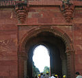 Qutb Minar, Delhi - views near Qutb Minar (7).JPG
