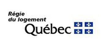 Régie du logement - Organisation's logo