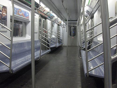 r142a new york city subway car wikivisually. Black Bedroom Furniture Sets. Home Design Ideas