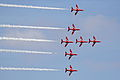 RAF Red Arrows Display 04, Mahon(MAH) 26SEP12 (8027554875).jpg