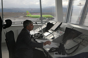 RIAN archive 980584 First Airbus A320 flight to Gorno-Altaisk Airport.jpg