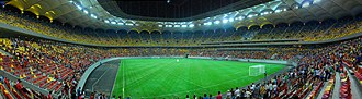Arena Națională - Image: RO B National Arena panoramic 1