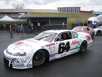 NASCAR Whelen Euro Series - 2010 car