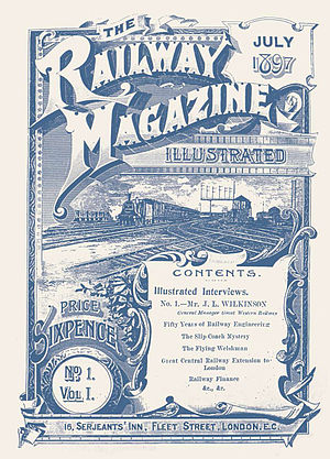 The Railway Magazine - Issue 1 of The Railway Magazine - July 1897