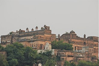 Datia - Rajgarh Fort