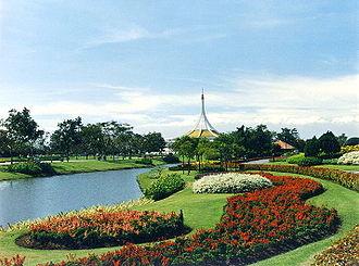 Prawet District - Suan Luang Rama IX