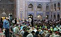 Ramadan 1439 AH, Qur'an reading at Goharshad Mosque, Mashhad - 27 May 2018 13.jpg