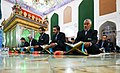 Ramadan 1439 AH, Qur'an reading at Imamzadeh Ibrahim of Dowlatabad, Isfahan - 24 May 2018 14.jpg