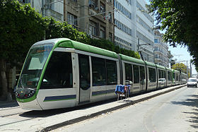 Image illustrative de l'article Métro léger de Tunis