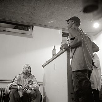 Madlib - Madlib and J Rocc in Cologne/Germany 2003