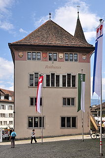 Rathaus Rapperswil