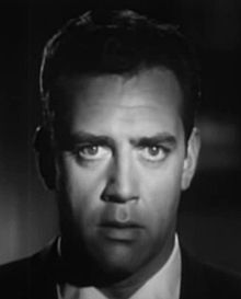Raymond Burr a Please Murder Me (1956)