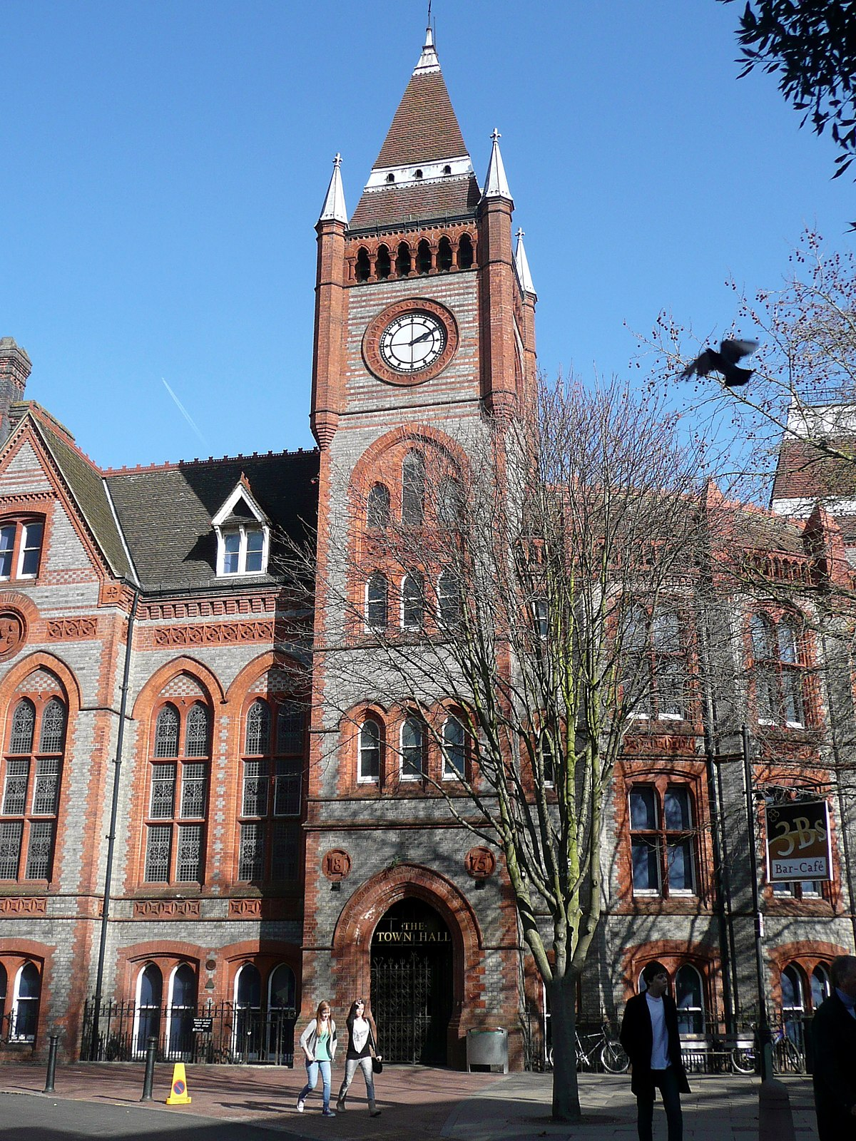 Reading Town Hall - Wikipedia
