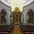 Real Monasterio de San Joaquín y Santa Ana (Valladolid). Iglesia.jpg
