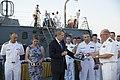 Reception with Ambassador Pyatt Aboard USS ROSS, July 24, 2016 (28505355891).jpg