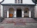 Református templom, oszlopok, 2018 Mátyásföld.jpg