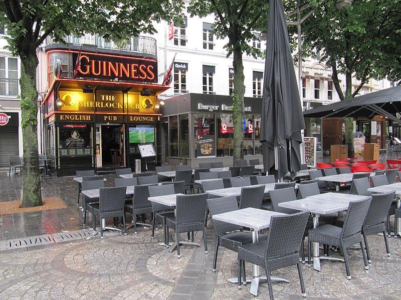 Place Drouet D Erlon Restaurant