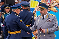 Release of officers of the Air force Academy in Voronezh (2019-06-29) 14.jpg