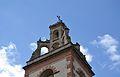 Remat del campanar de l'església de sant Roc, Benialí.JPG