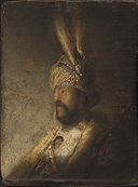 Rembrandt - Bust of a Man in a Turban - Cat473.jpg