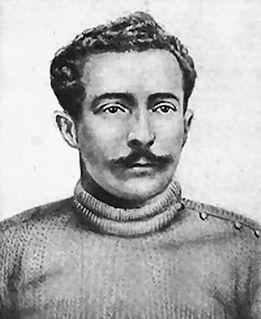René Pottier French racing cyclist