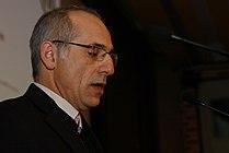 Rencontres Wikimedia France - Intervention de Francis Duranthon.JPG