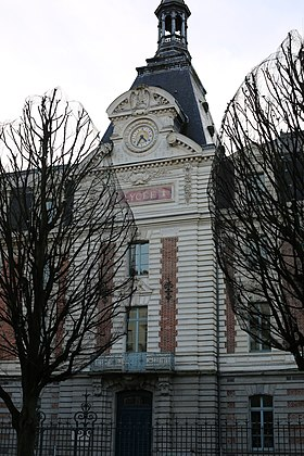 Image illustrative de l'article Lycée Émile-Zola de Rennes