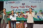 Residents in Vietnam's Tien Ngoai Commune, Duy Tien District, Ha Nam Province, discuss ways to prevent and control avian and pandemic influenza. (5639536179).jpg