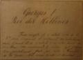 Rey Jorge I de Grecia. Incorporación D. Alfredo Ferrari como Sous Lieutenant.png