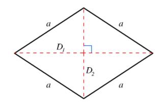 Hyperrectangle - Image: Rhombus (polygon)