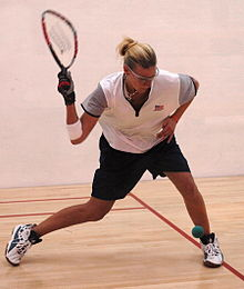 Rhonda Rajsich at 2006 World Racquetball Championships.jpg