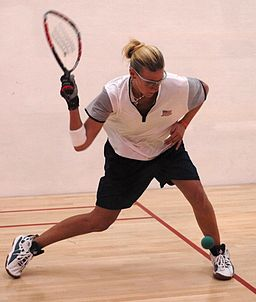 Rhonda Rajsich at 2006 World Racquetball Championships